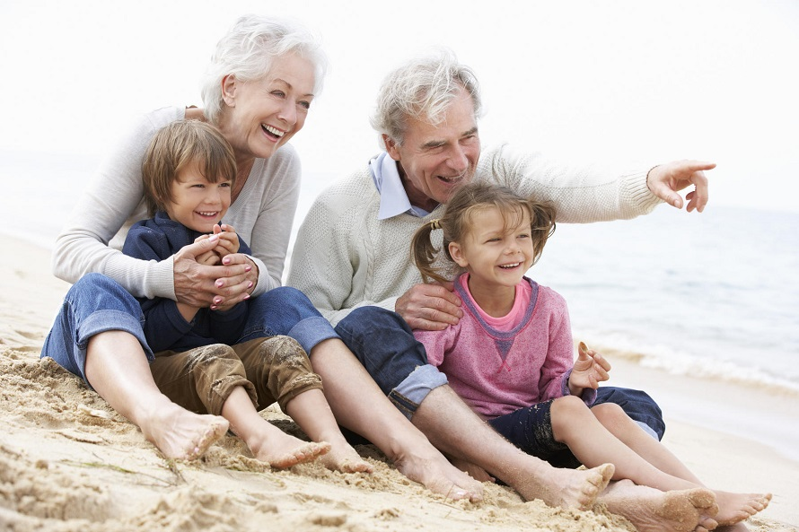 The essential needs of grandparents in a child's life